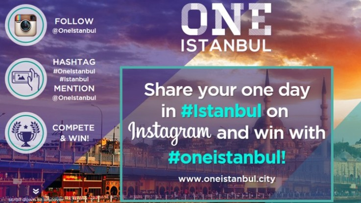 Istanbul Instagram competition