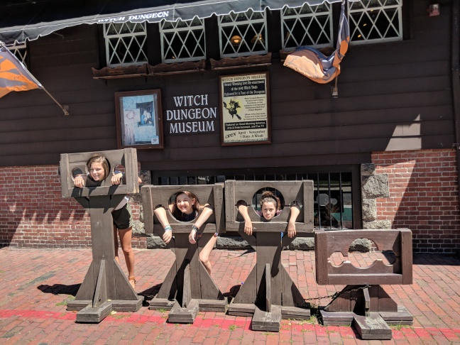 Salem Witch Dungeon